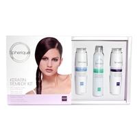 Spherique Remedy Keratin Kit Набор средств для толстых волос и тонких волос