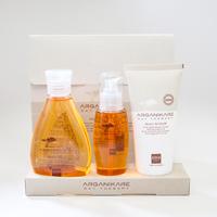 Arganikare Kit Day Therapy Набор Масло для тела; Скраб для тела; Масло для волос 100 мл