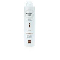 Krystal Milk Curl Шампунь для вьющихся волос 300 мл и 1000 мл